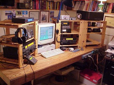 Amateur Radio Station K3PP Station
